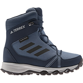adidas TERREX Snow Climaproof Climawarm Scarpe alte Bambino, tech ink/core black/collegiate navy